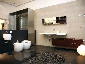 חדרי אמבטיה מעוצבים בסגיננון מודרני
