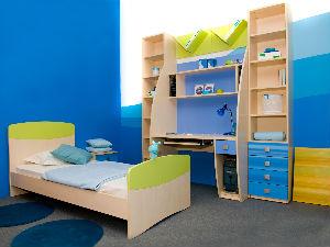 עיצוב חדרי ילדים באווירה צבעונית עם שילוב נכון של צבעים