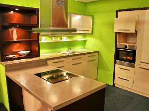 עיצוב הבית דרך מטבחים יפים ומעוצבים